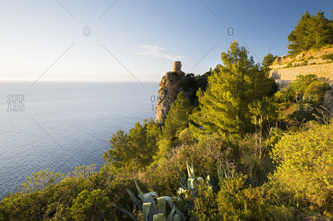 Torre del Verger, Majorca, the Balearic Islands, Spain
