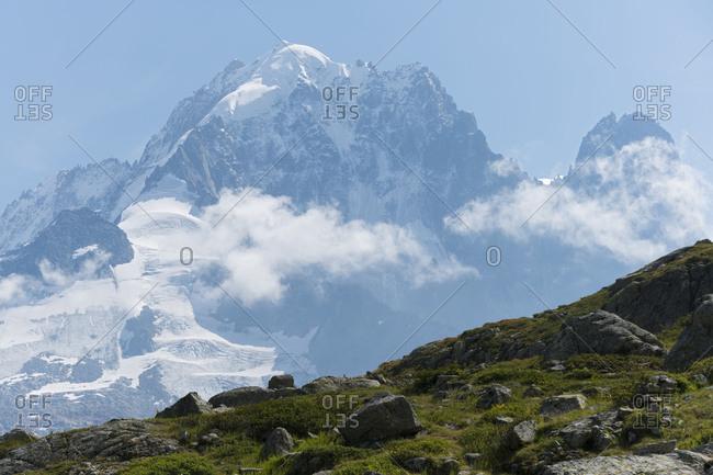 Aiguilles Verte, Haute-Savoie, France