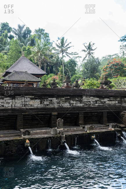 Tirta Empul Water Temple, Ubud, Bali