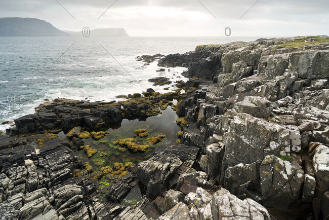 UK- Scotland- Isle of Skye- Neist Point