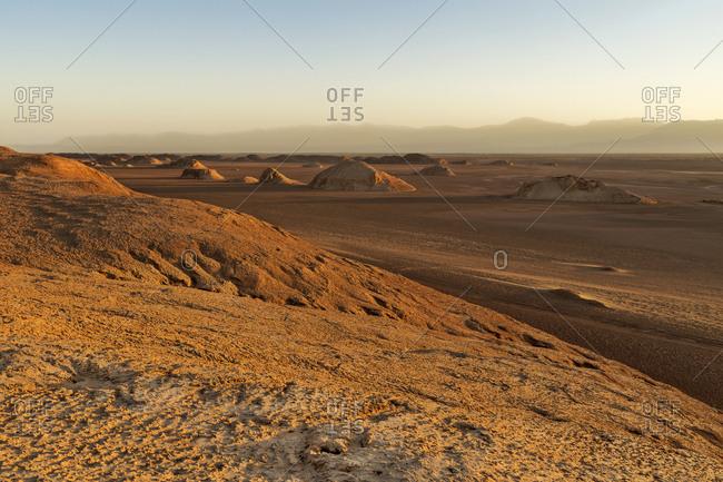 Iran- Kerman Province- Dasht-e Lut Desert- Khalouts