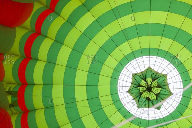 Air balloon- partial view