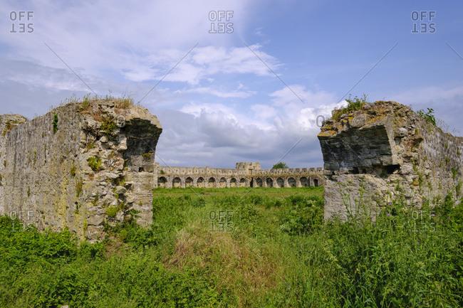 Albania- Fortress of Bashtove