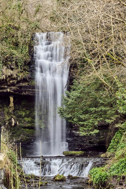 Glencar waterfall, County Leitrim, Ireland, 2018