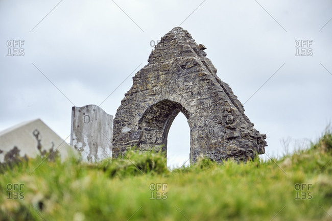 Donegal Franciscan Abbey, Donegal, Republic of Ireland, 2018