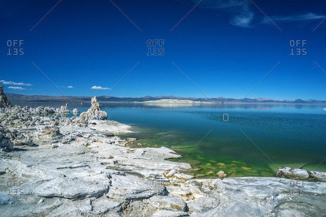 USA, California, Mono Lake, South tufa
