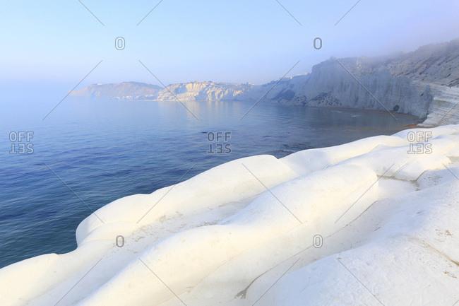Italy, Sicilia, Agrigento district, Realmonte, Scala dei Turchi