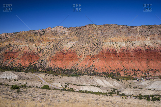 USA,Utah , Sheep Creek Canyon