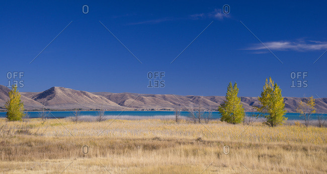 USA, Utah, Rich County, Idaho,  Bear Lake County, Bear Lake