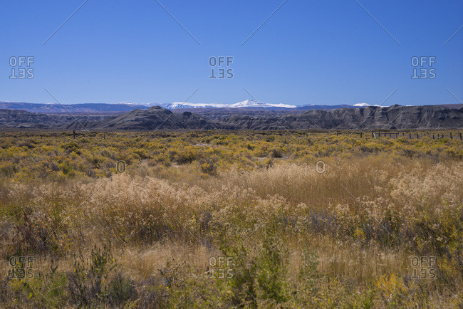USA, Utah, Rich County, Idaho,  Bear Lake County