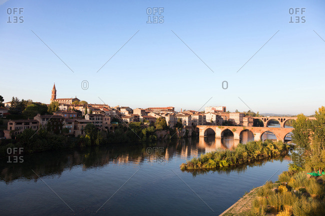 Episcopal city, Albi, France