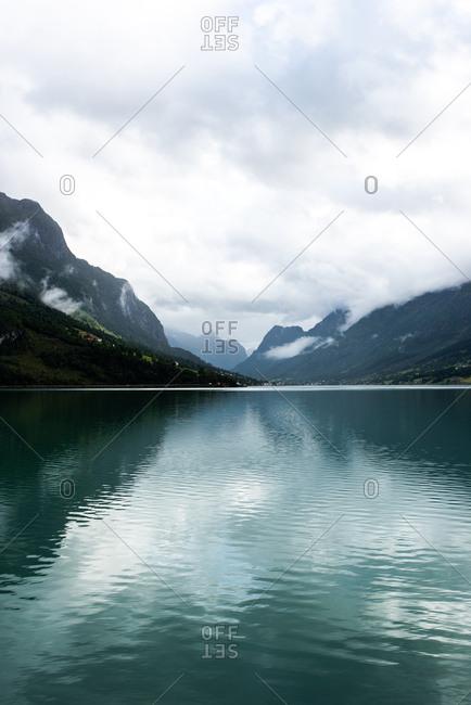 Fjords in Stryn, Norway