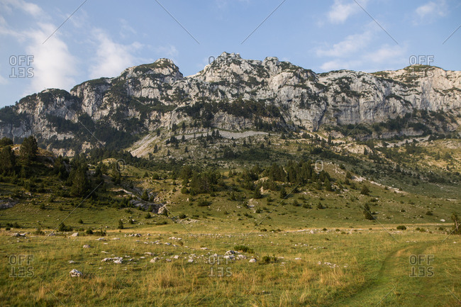 Prenj Mountain in Bosnia