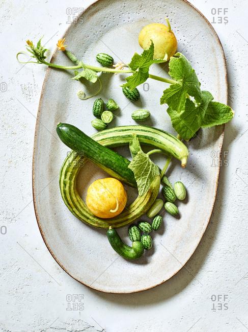 Sonoma cucumbers varieties