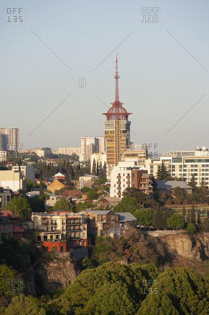 May 1, 2018: Georgia- Tbilisi- Geogian National University