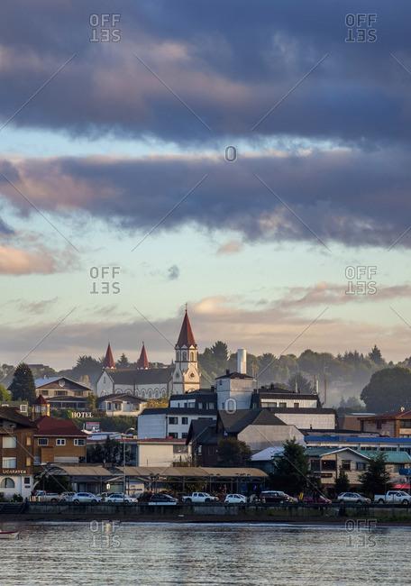 Puerto Varas Skyline, Llanquihue Province, Los Lagos Region, Chile