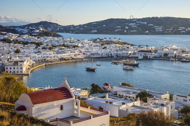 Chora (Mykonos Town), Mykonos, Cyclades Islands, Greece