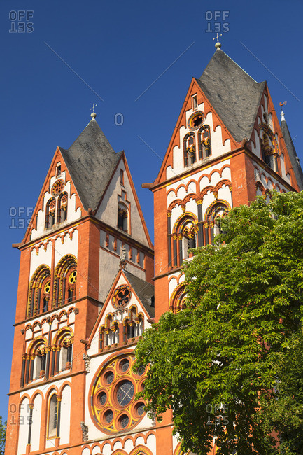 Cathedral (Dom), Limburg, Hesse, Germany