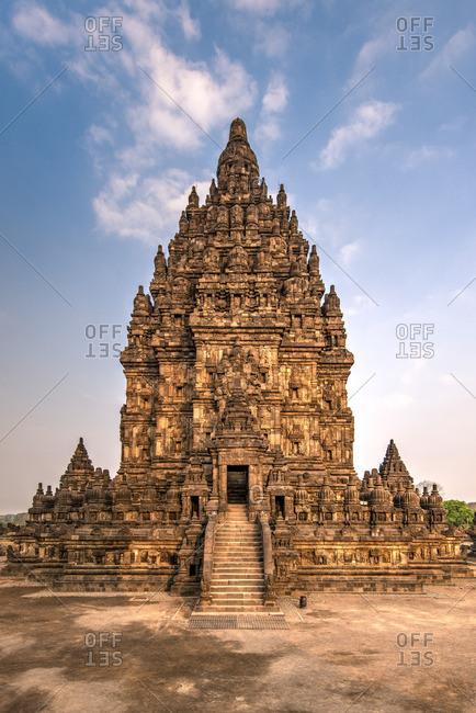Main shrine dedicated to Shiva, Prambanan temple complex, Yogyakarta, Java, Indonesia