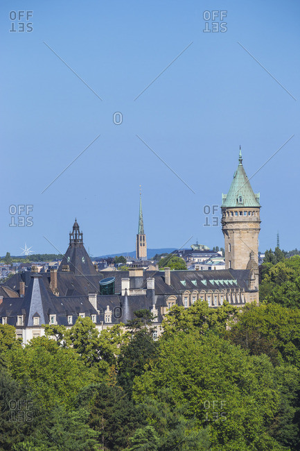 Luxembourg, Luxembourg City, National savings bank