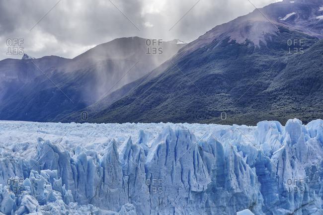 Perito Moreno Glacier, Los Glaciares National Park, Patagonia, Lago Argentino, Santa Cruz Province, Argentina