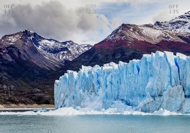 Perito Moreno Glacier, Los Glaciares National Park, Santa Cruz Province, Patagonia, Argentina