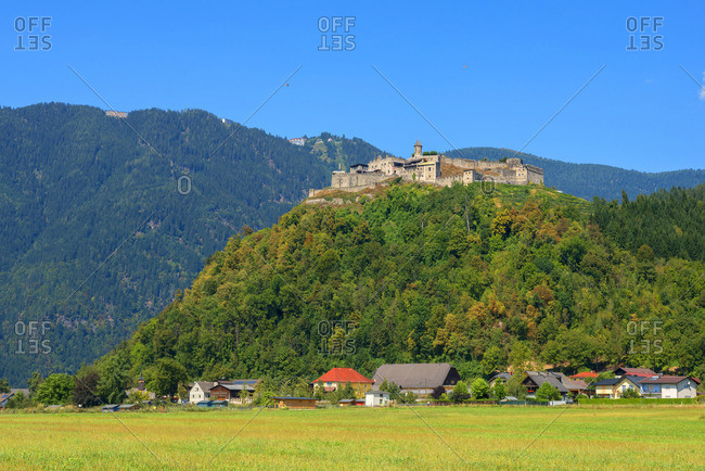 Landskron castle, Villach, Carinthia, Austria