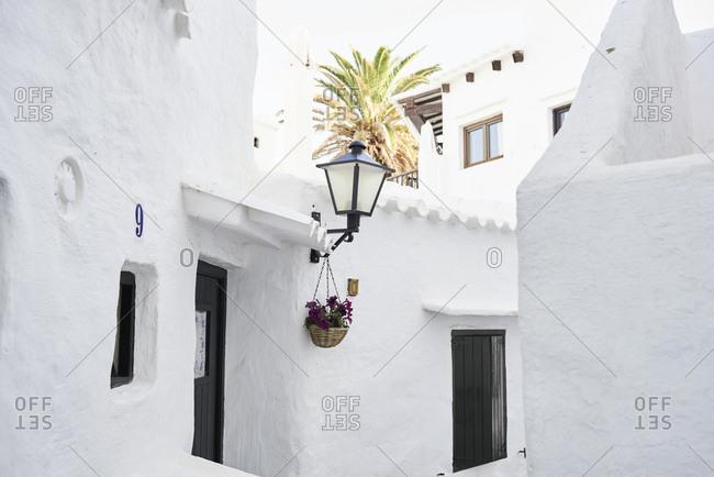 Spain- Menorca- Binibequer