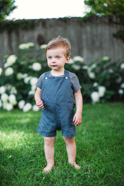 195a48c7 Toddler boy wearing overalls Toddler boy wearing overalls