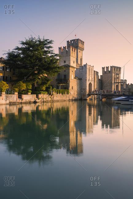 Italy, Lombardy, Brescia district, Lake Garda, Sirmione,