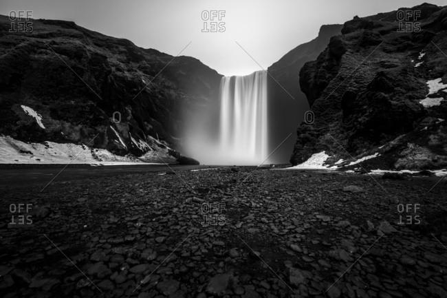 Skogafos waterfall, Iceland