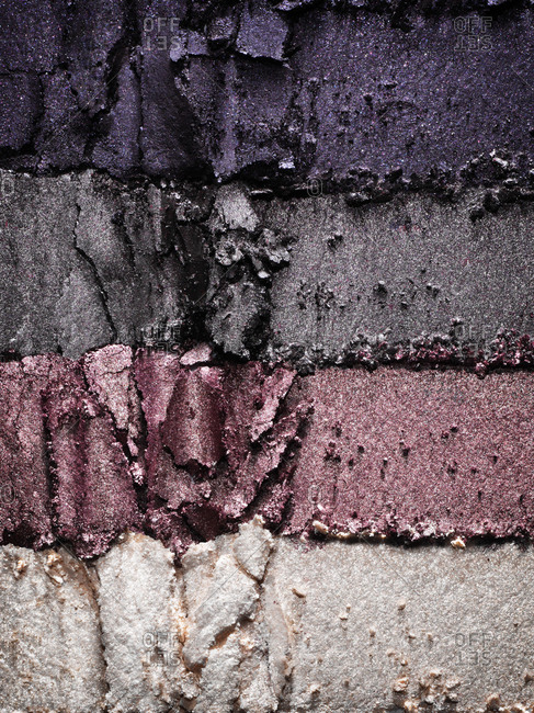 Smeared eyeshadows texture - from the Offset Collection