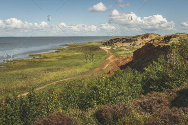 Germany- Schleswig-Holstein- Sylt- Morsum- Morsum Kliff