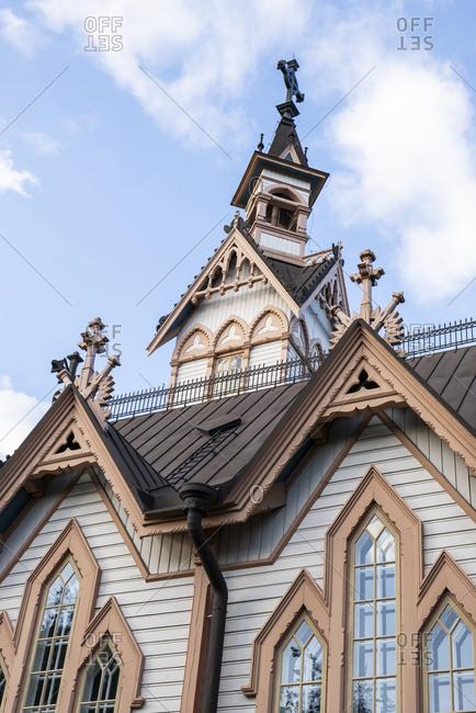 Finland- Kajaani Church