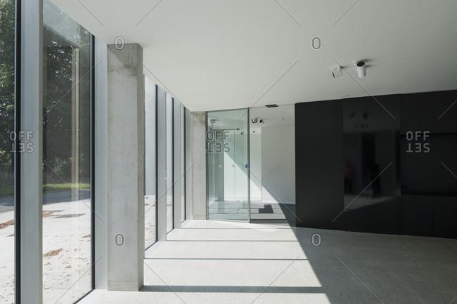 Office building in Antwerp, Belgium