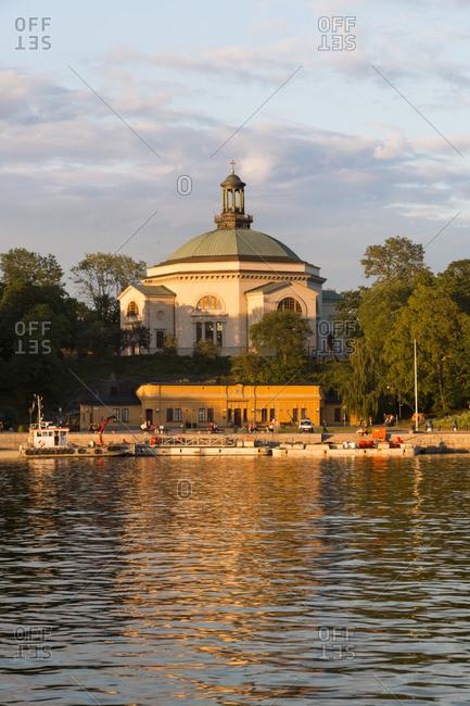 Sweden- Stockholm-  Eric Ericsonhallen