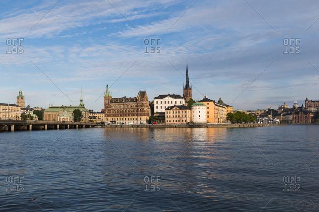 Sweden- Stockholm- Riddarholmen