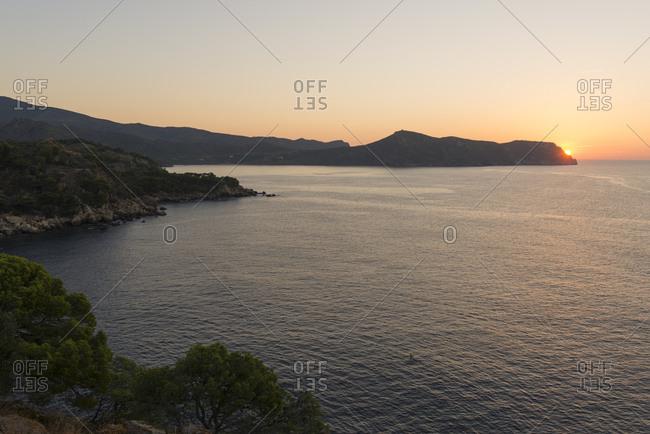 Spain- Catalonia- Costa Brava- Cap de creus