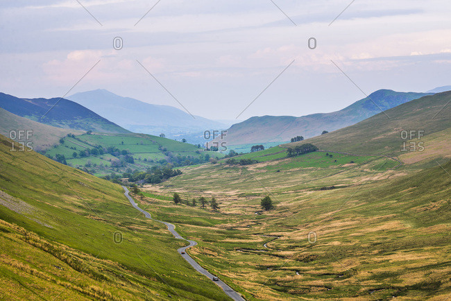 Lake District, UNESCO World Heritage Site, Cumbria, England, United Kingdom, Europe