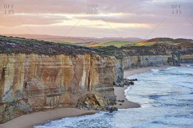 Twelve Apostles, Great Ocean Road, Port Campbell National Park, Victoria, Australia, Oceania
