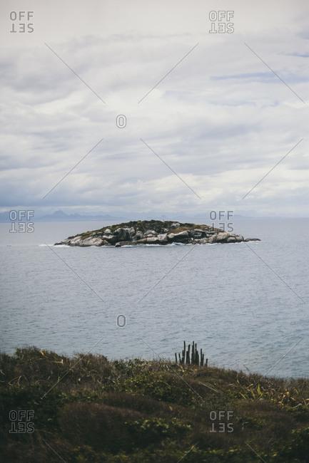 tiny island in brazil