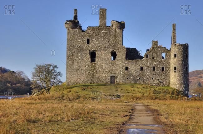 Kilchurn Castle Loch Awe Argyll