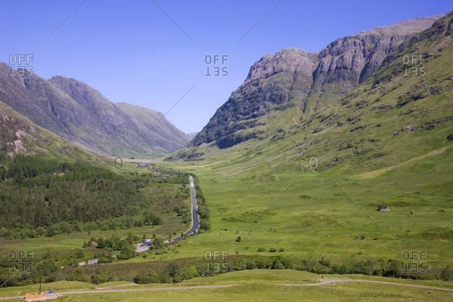 Pass of Glencoe, West Highlands