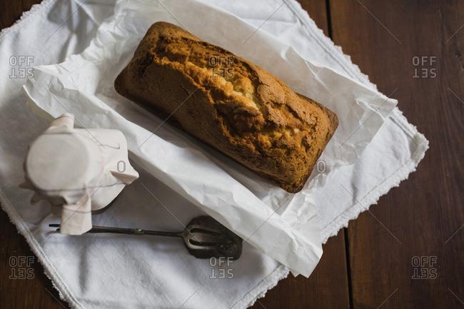 Loaf cake