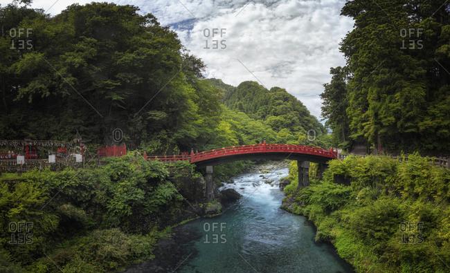 Japan- NIkko- Shinkyo Bridge