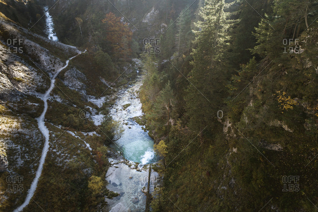 Austria- Lower Austria- Ybbstal Alps- ÷tschergraeben