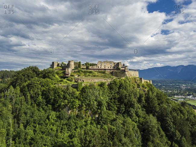 Austria- Carinthia- Ossiach Tauern- Villach- Landskorn Castle