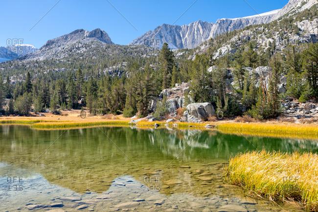 Marsh Lake, Sierra Nevada, California