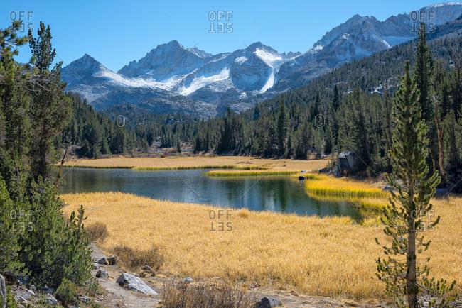 Gem Lakes, Sierra Nevada, California