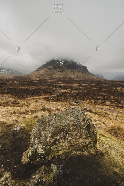 United Kingdom- Scotland- landscape